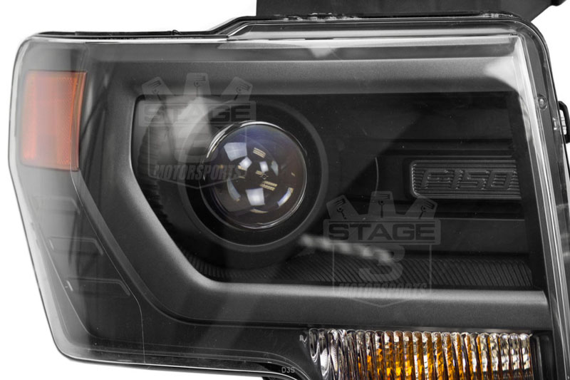 2013 F150 Headlights >> OEM SVT Raptor HID Projector Headlights now available for ...