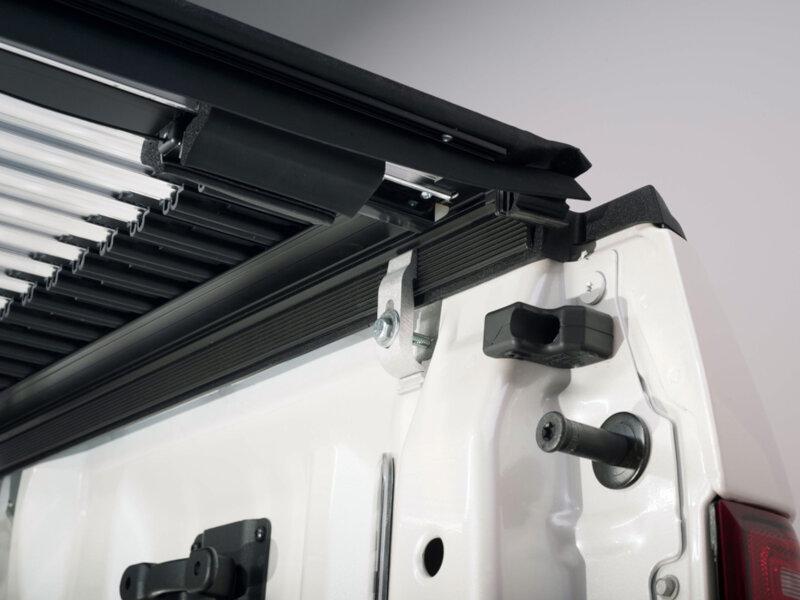 Hard Roll Up Tonneau Cover >> 2017-2018 F250 & F350 TruXedo Titanium Hard Roll-Up Tonneau Cover (Long Bed) TX-979601