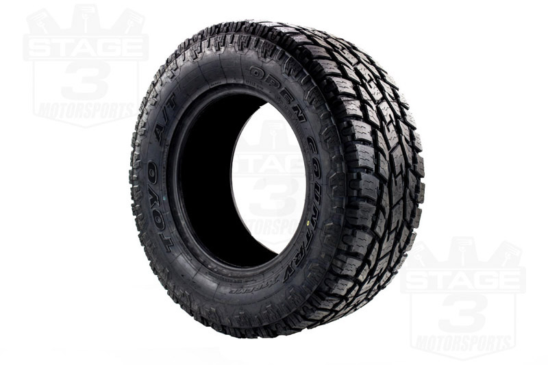 P275 60r20 Toyo Open Country A T Ii All Terrain Tire Toy352060