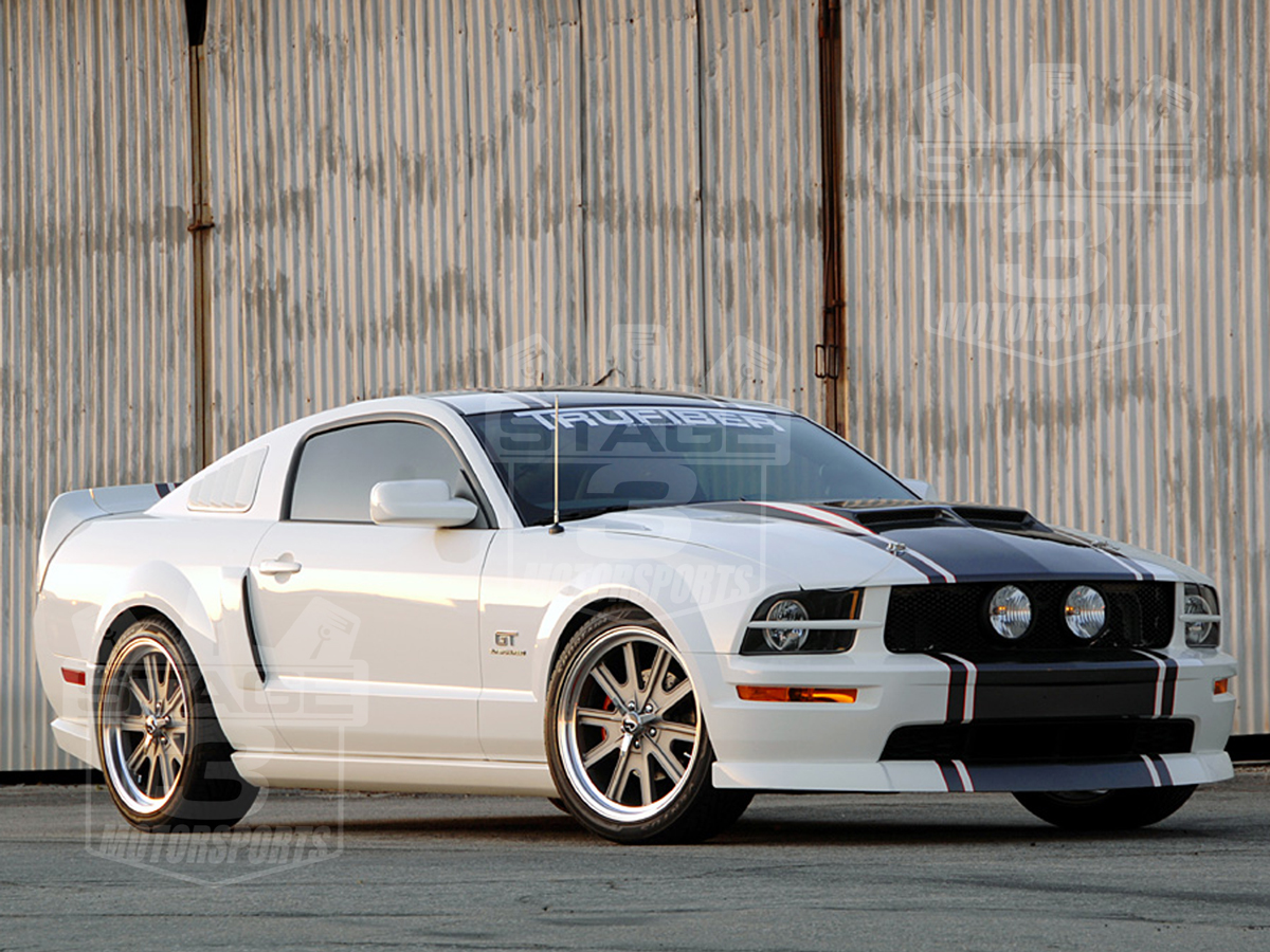 2005 2009 mustang trufiber a42 shelby gt style ram air hood 10024 a42. Black Bedroom Furniture Sets. Home Design Ideas