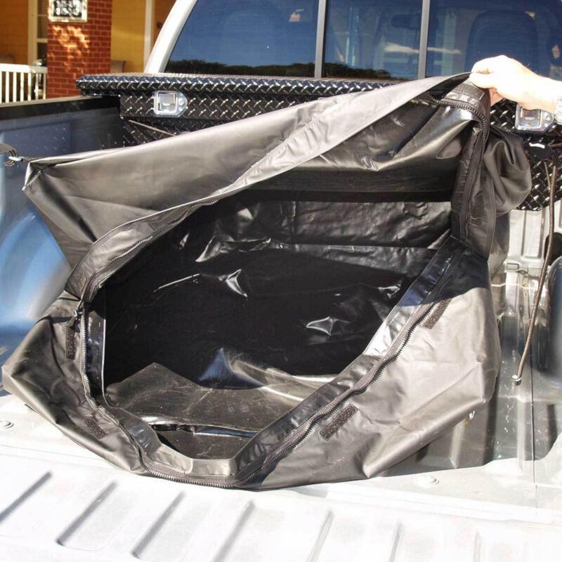 F150 & Super Duty Tuff Truck Cargo Bed Storage Bag - Black ...