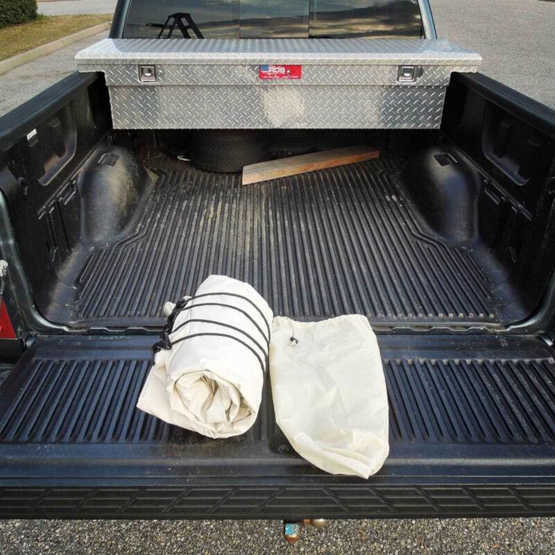 F150 & Super Duty Tuff Truck Cargo Bed Storage Bag - Khaki ...