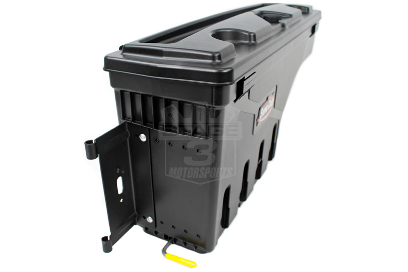 2015 2018 F150 Undercover Swing Case Storage Box Driver S