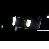 Vanity Light Upgrade : 2015-2017 Mustang Diode Dynamics LED Vanity Lights (Set of 4) VAN5-1071