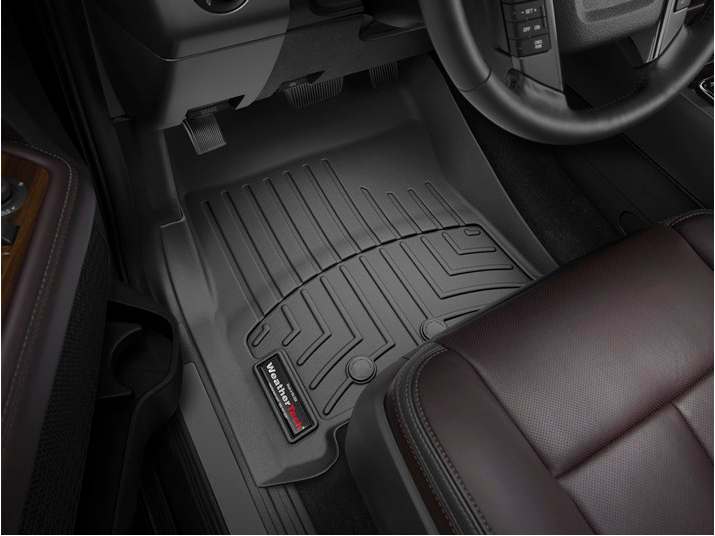 2015 Ford Expedition Weathertech Digitalfit 174 Front Floor