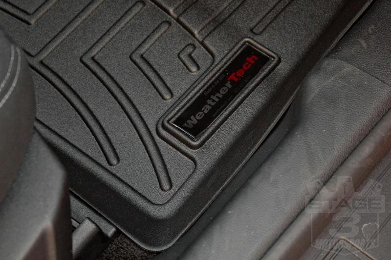 2017 Mustang Front Floor Mats