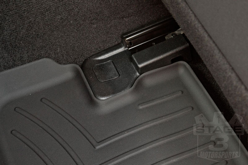 2015 2017 mustang weathertech front rear digitalfit for 1967 ford mustang floor mats
