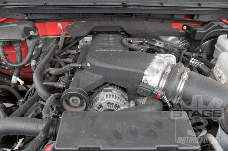 2010-2014 SVT Raptor 6.2L with Whipple 2.9L Supercharger Kit