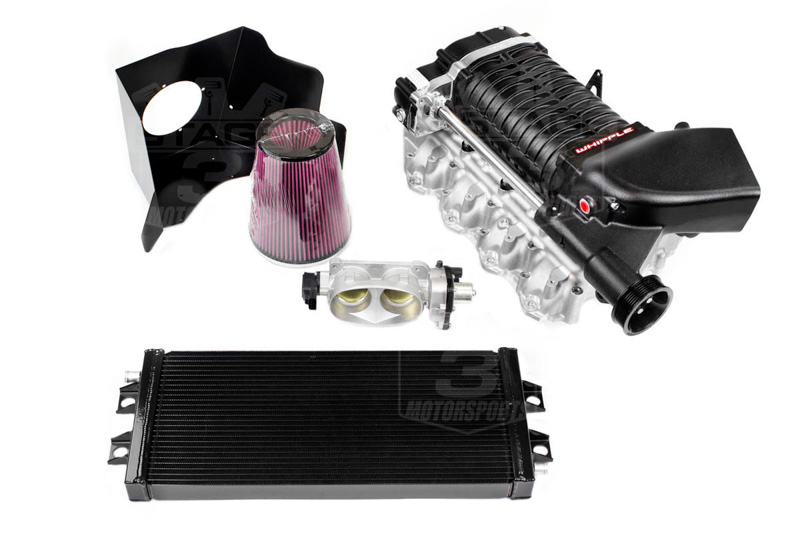 2010-2014 SVT Raptor Whipple 2.9L Supercharger System