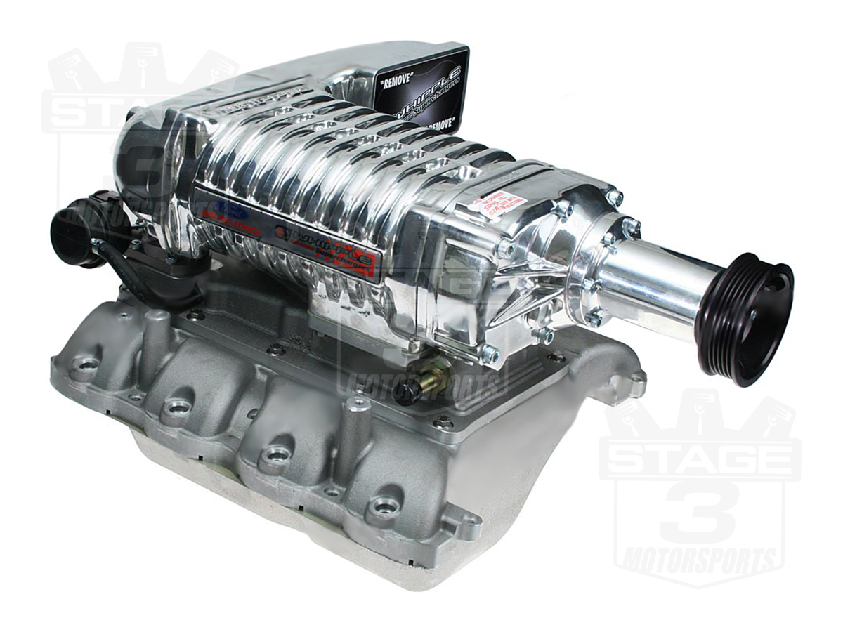 2005 2010 Mustang Gt Whipple W140ax 500hp Supercharger Kit