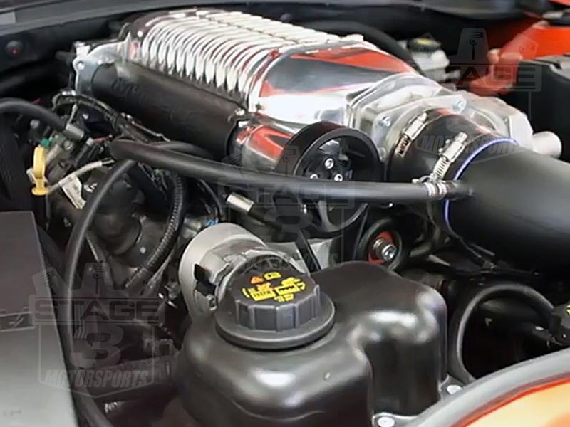 2010 2012 Camaro SS Whipple W175FF Intercooled
