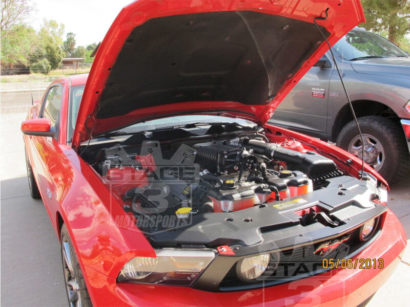 Stage 3's Whipple Mustang Supercharger Kit