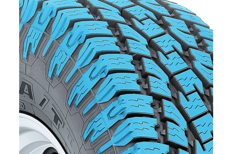 LT285/75R17 Toyo Open Country A/T II All-Terrain Tire ...
