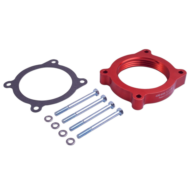 2011-2014 Mustang GT / F150 5.0L AIRAID PowerAid Throttle Body Spacer