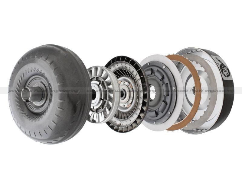 Torque Converter Location : F l afe rpm stall torque