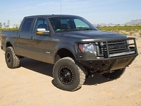 2009-2014 F150 ADD Rancher Front Bumper
