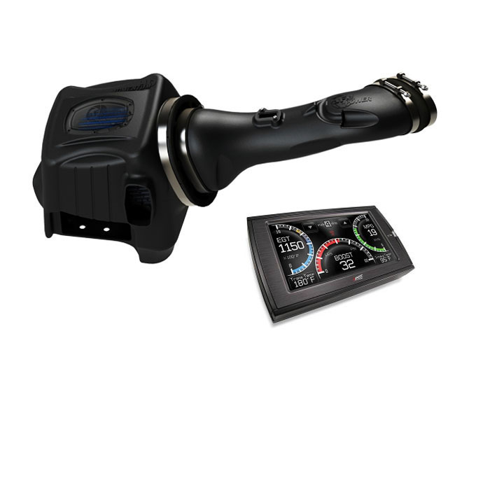 2011-2014 F250/F350 6.7L Diesel aFe Momentum Intake / Edge CTS Tuner Package