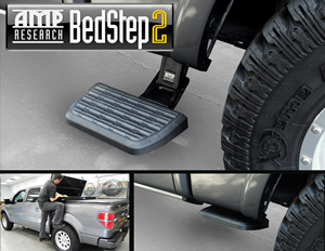 2015 2018 F150 Amp Research Bedstep2 Box Side Step 75412 01a
