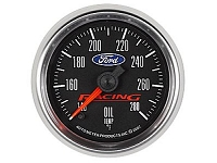 Auto Meter Ford Racing Full Sweep Oil Temperature Gauge (2-1/16