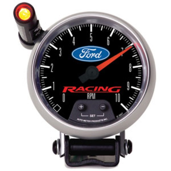 Auto Meter Ford Racing Mini-Monster Tachometer (3-3/4