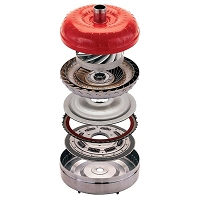 1999-2003 F250 & F350 7.3L Banks Billet Torque Converter-E40D (Up to 1100 ft/lbs)
