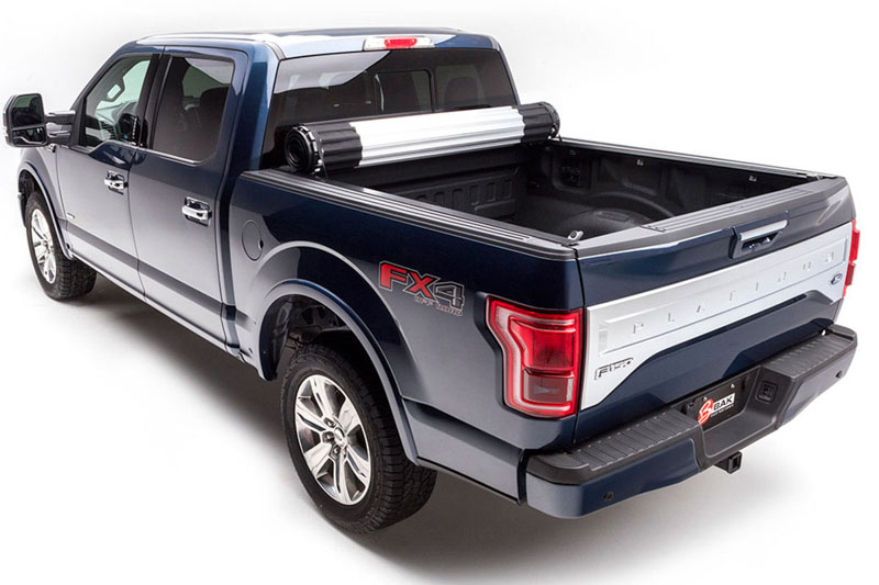 2015-2016 F150 5.5ft Bed BAK Revolver X2 Tonneau Cover Installed