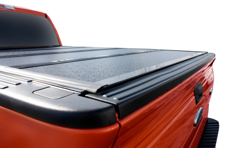2004-2014 f150 5.5ft bed bakflip f1 hard folding tonneau cover 772309