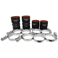 2008-2010 F250 & F350 BD Diesel Performance Hose & Clamp Kit