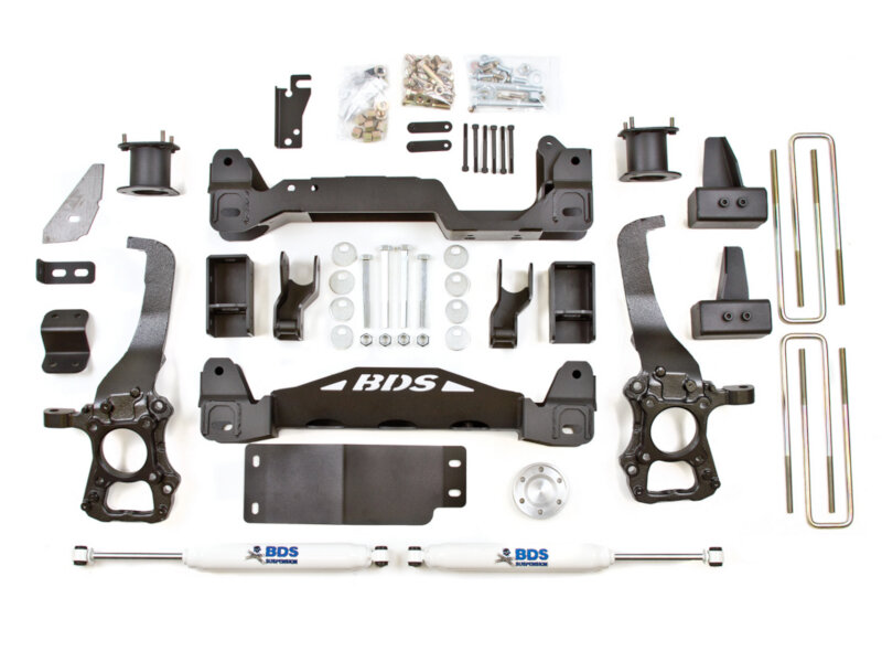 "2009-2013 F150 4WD BDS 4"" Suspension Lift Kit"