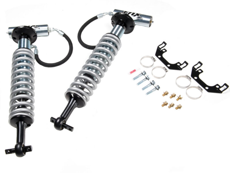 "2014-2015 F150 BDS Fox 2.5 Remote Reservoir Coilovers for 6"" Lift Kits"