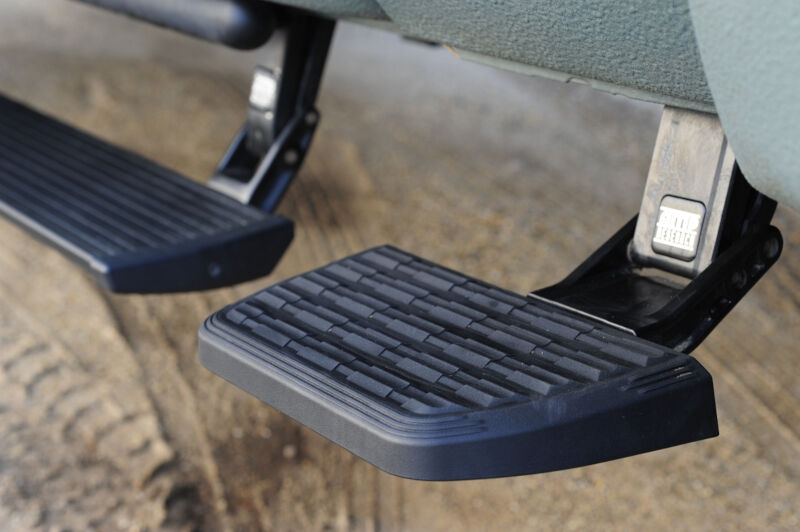 2009 2014 F150 Amp Research Bedstep2 Box Side Step 75402 01a