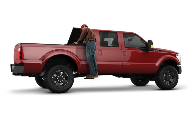 1999-2016 F250 & F350 AMP Research BedStep2 Box Side-Step ...
