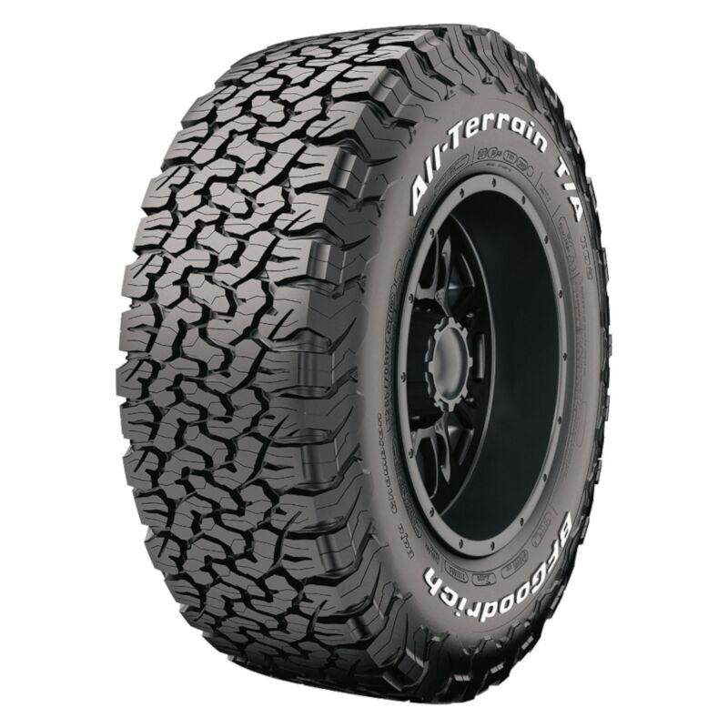 Lt285 65r20 Bf Goodrich All Terrain T A Ko2 Off Road Tire 02279