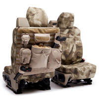 2011-2012 F150 CoverKing Ballistic A-TACS Arid/Urban Camo Front Seat Covers