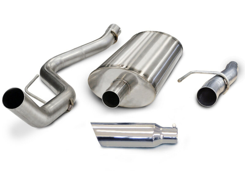 2011-2014 F150 5.0L Corsa dB Series Sport Cat-Back Exhaust Kit