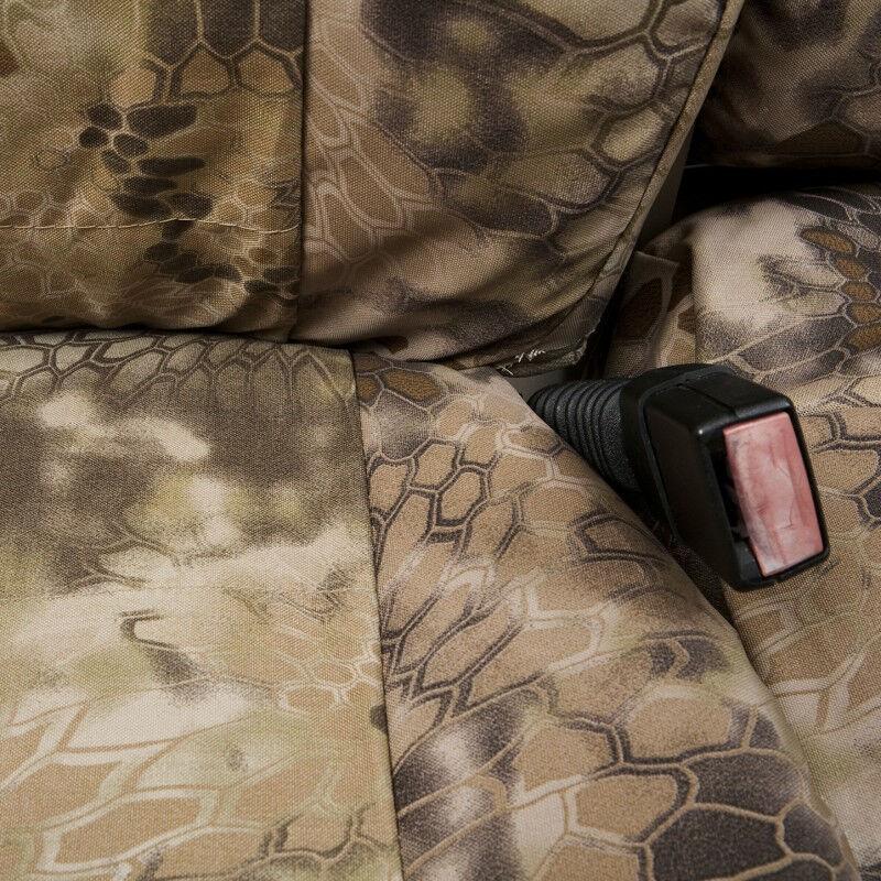 2015 2017 f150 coverking ballistic kryptek highlander front seat covers ctsckt01. Black Bedroom Furniture Sets. Home Design Ideas