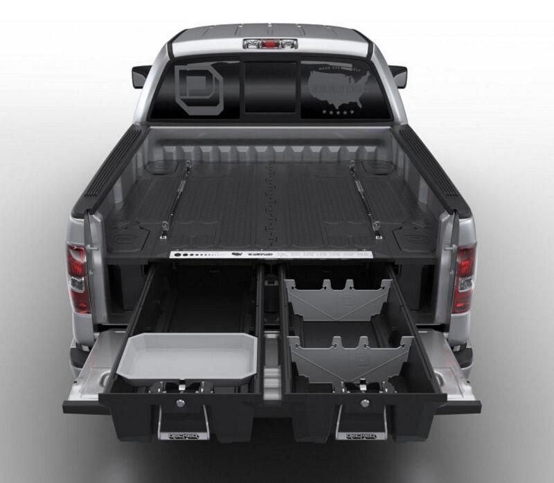 2004 2014 F150 Raptor Decked Truck Bed Sliding Storage
