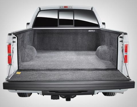 Toyota Tacoma Topper >> 2015-2018 F150 BedRug Complete Bed Liner (8 Ft. Bed) BRQ15LBK