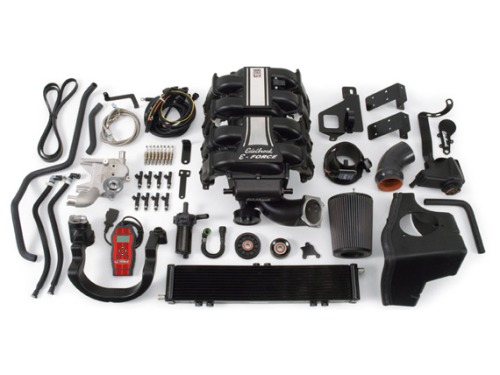 Edelbrock E-Force F150 Supercharger Kit