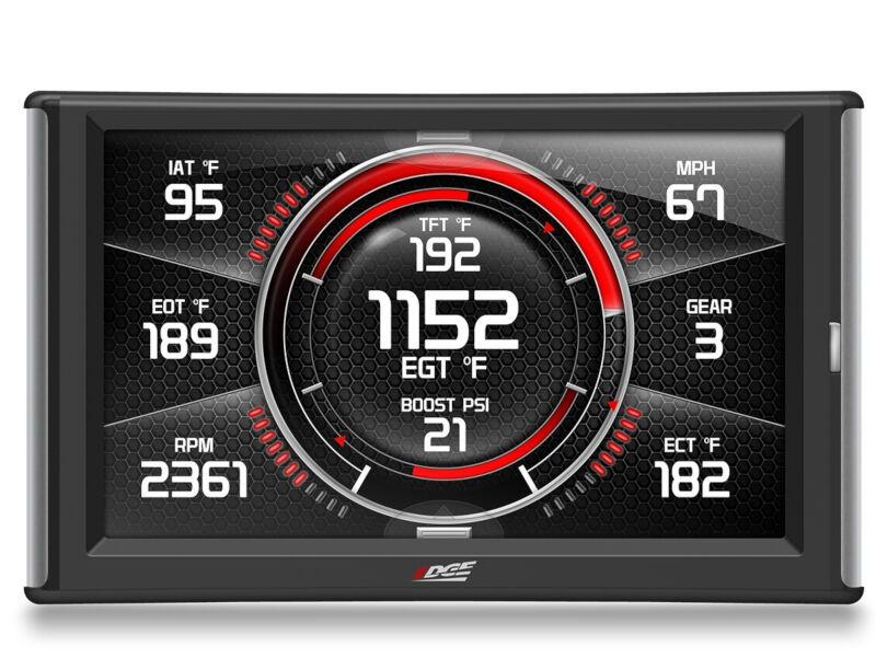 Ford Edge CTS2 Tuner and Vehicle Monitor