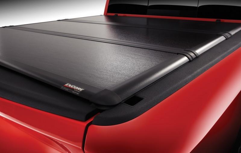 tonneau extang fold encore bed f150 locking tri hard folding silverado gmc chevy sierra covers 5ft 1500 ford ft 8ft