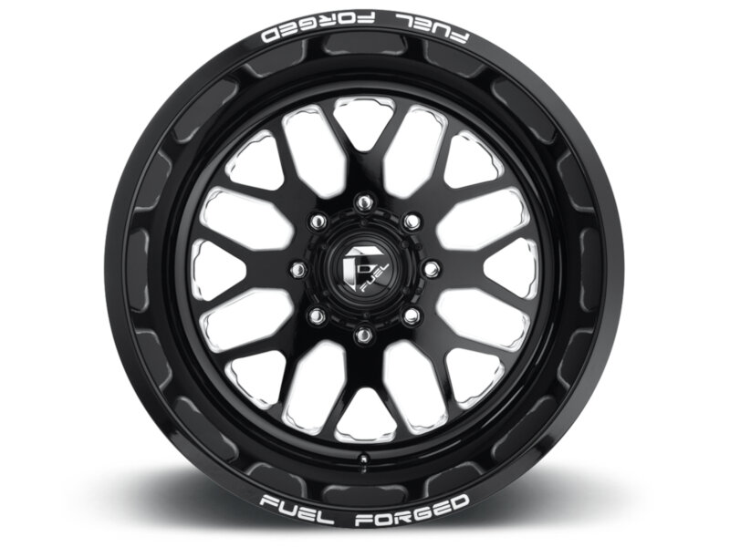 """2018 F150 Review >> 2004-2018 F150 Fuel Forged FF19 22x10"""" Wheel Black Milled ..."""