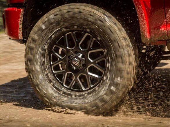 Best Off Road Tires >> 35x12.50R20LT Nitto Ridge Grappler M/T-A/T Hybrid Radial Tire NIT217-040