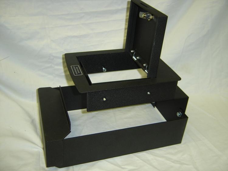 2009 2014 F150 Console Vault Full Floor Console Gun Safe