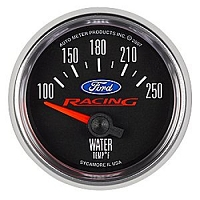 Auto Meter Ford Racing Mustang Water Temp Gauge (2-1/16