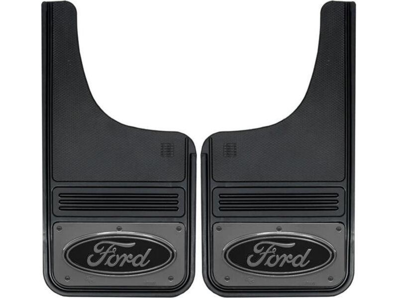1999-2019 F-Series GatorBack 12x23 Ford Logo Front Mud ...