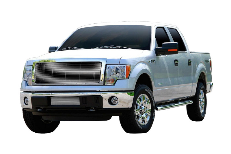2013 ford f150 ecoboost grille bumper insert autos weblog. Black Bedroom Furniture Sets. Home Design Ideas