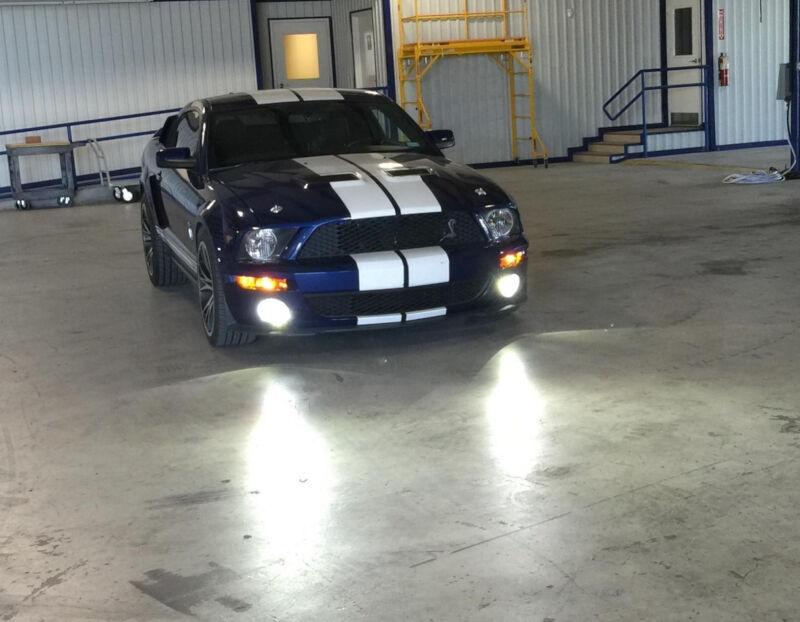 2007 2014 Mustang Gt500 Diode Dynamics Led Fog Lights