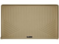 2007-2016 Ford Expedition EL Husky Liners WeatherBeater Short Cargo Liner (Tan)