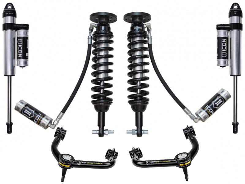 ICON Stage 4 Suspension System for 2015 F150s